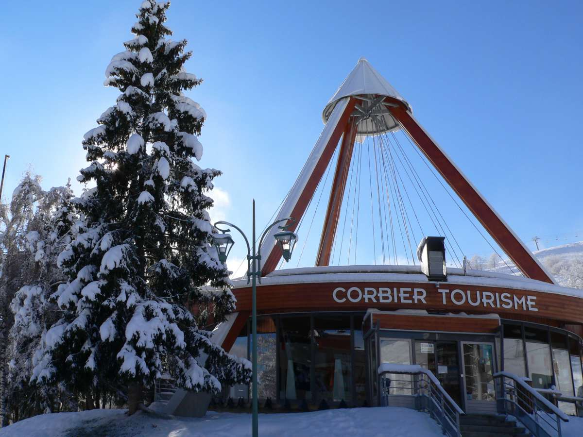Office de tourisme office de tourisme du corbier - Thollon les memises office du tourisme ...