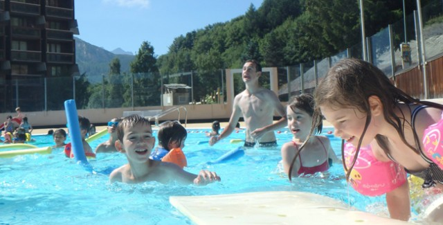 Piscine - Club enfants